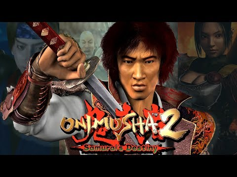 Onimusha 2 - Samurai's Destiny walkthrough part 1