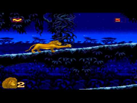 The Lion King (SNES) Complete Game