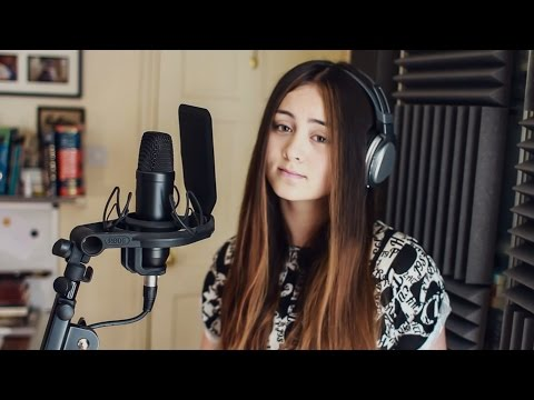 Jasmine Thompson Chandelier (Sia Cover)
