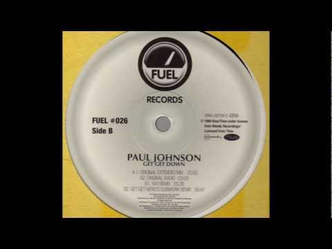 Paul Johnson Get Get Down (Original Mix)