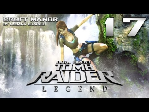 Lara Croft Tomb Raider: Legend: Поместье Крофт