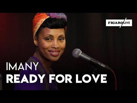 Imany i am ready for love