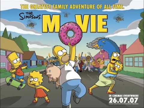 Carpenters Close to you (OST The Simpsons Movie)