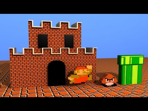 Super Mario Bros. Full Game Walkthrough