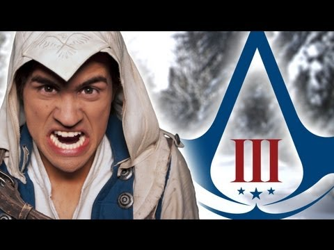 smosh - Ultimate Assassin's Creed 3 Song