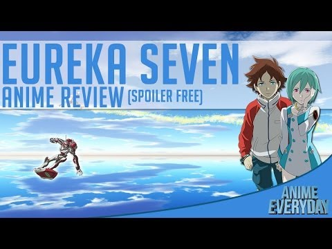 Eureka Seven Anime Review - AnimeEveryday Anime Reviews