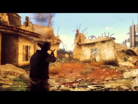 Fallout 3 : New Vegas (OST) - Marty Robbins - Big Iron