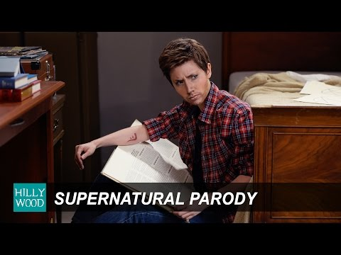 The Hillywood show - Supernatural parody (shake it off cover)