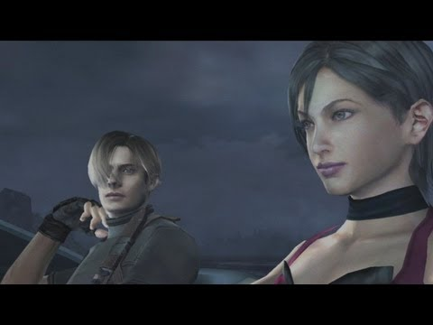 Dead by April Trapped из игры resident evil 4