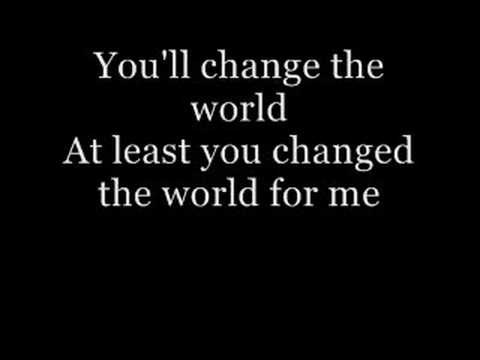 Finger Eleven Change The World