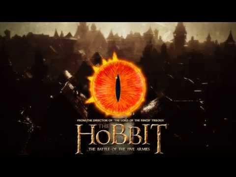 OST The Hobbit:The Battle of the Five Armies Edge of night
