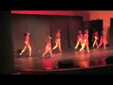 Adagio Dance under Christina Broadnax