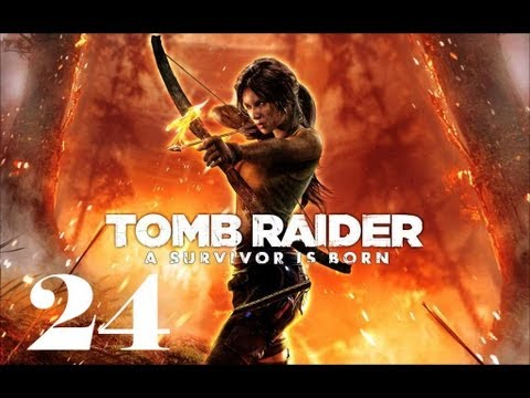 Прохождение Lara Croft:Tomb Raider 2013 - часть 24