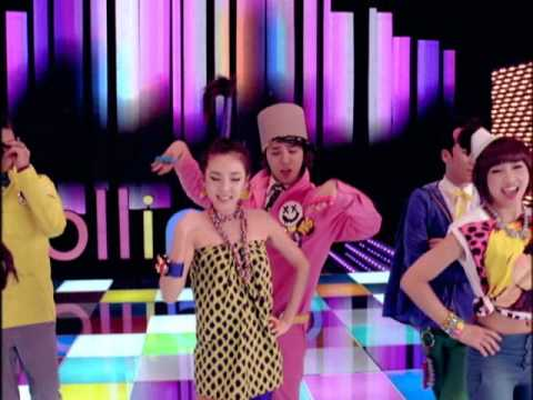 BIG BANG feat 2NE1 Lollipop
