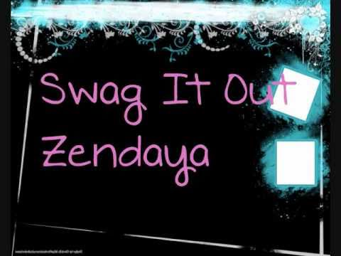 Zendaya Swag it out (Instrumental)