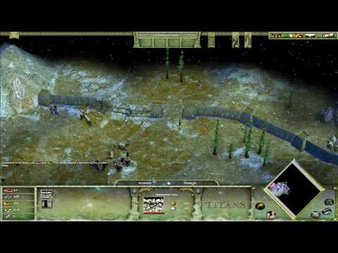 Age of Mythology: The Titans 01. Потерянный народ