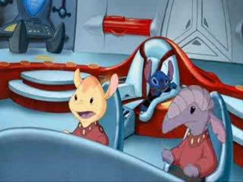 Leroy & Stitch - Space Game