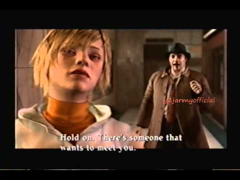 Silent hill 3 PS2 Walkthrough Part 1