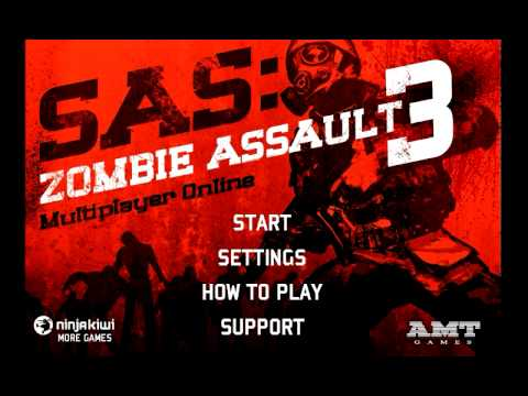 SAS Zombie Assault 3 android cheats