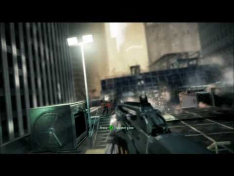 Crysis 2 Walkthrough: Mission 1 [HD] (PC/PS3/XBOX 360)