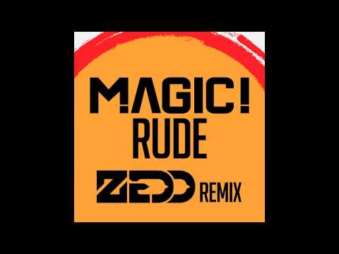 MAGIC! - Rude (Zedd Radio Edit) (320 Kbps)