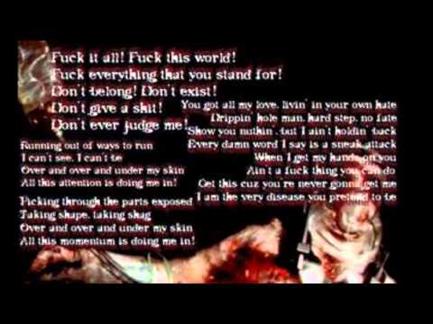 Slipknot Fuck the world