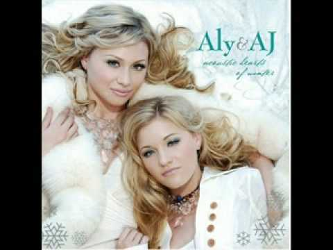 Aly And AJ We Wish You A Merry Christmas
