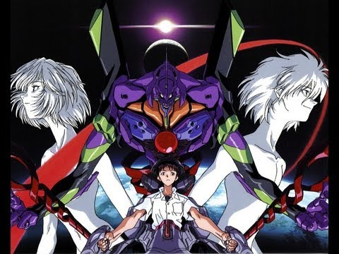 Anime Zone: Neon Genesis Evangelion Anime Review