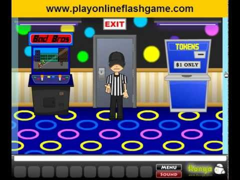 Escape the Roller Rink Walkthrough