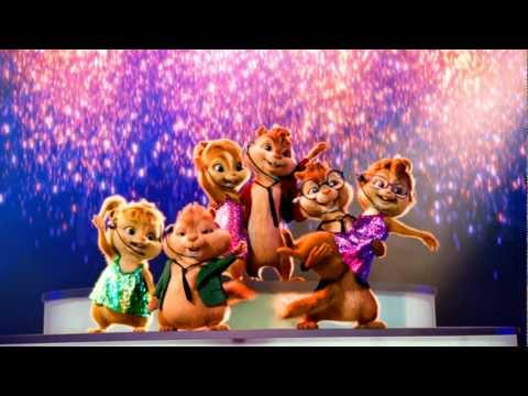 The Chipmunks & The Chipettes Party Rock Anthem (Элвин и Бурундуки 3)