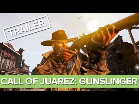 Blues Saraceno Evil Ways (Call of Juarez Gunslinger)