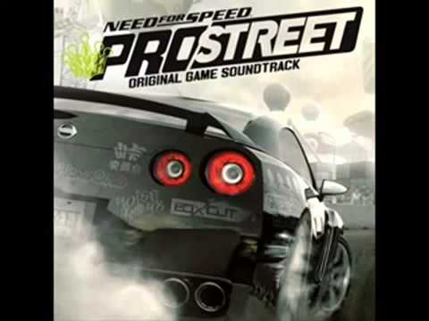 Yeah Yeah Yeahs - Kiss Kiss (need for speed prostreet ost)