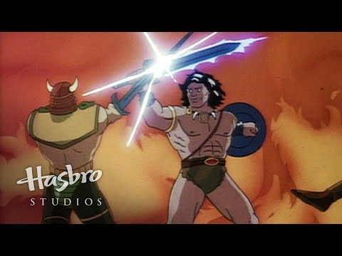 Conan the Adventurer OST - Main Theme