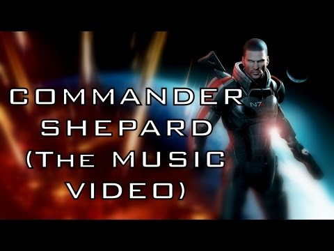 Miracle Of Sound - Commander Shepard (Mass Effect Tribute)
