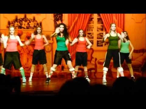 Christmas Hip Hop Dance