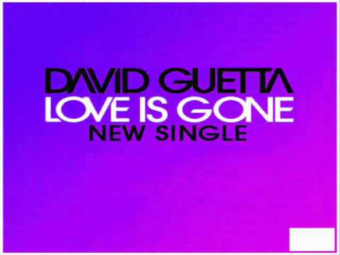 David Guetta Love Is Gone (Dj Amor Remix)