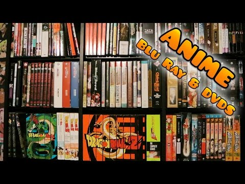 BobSamurai Anime Dvd & Blu Ray Collection 2014