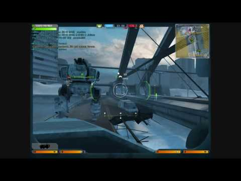 Battlefield 2142: Northern Strike Gameplay