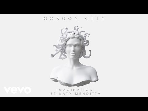 Gorgon City feat. Katy Menditta - Use Your Imagination
