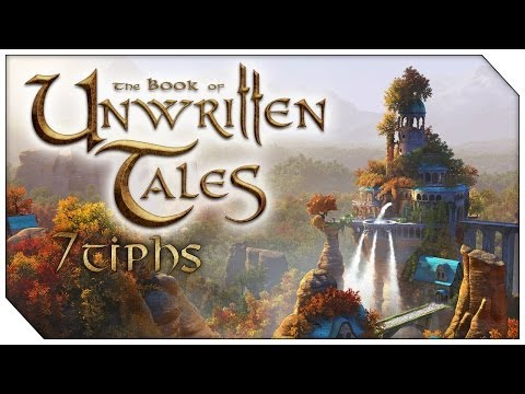 The Book of Unwritten Tales - #12