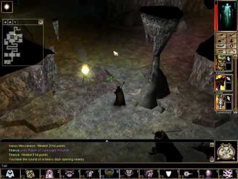 прохождение игры neverwinter nights demnation of levor?>
