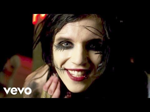 Black Veil Brides Rebel Love Song