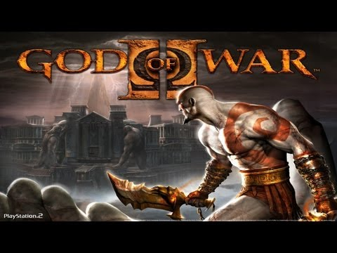 God Of War 2 Walkthrough - Complete Game