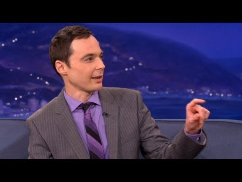 Jim Parsons (Sheldon Cooper) - The Element Song
