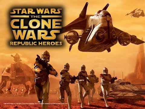 Star Wars.The Clone Wars.Republic Heroes[RUS]-[1080p] Part-13 Final