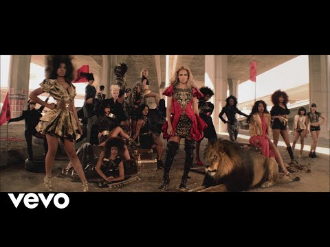 Beyonce Who run the world (Girls)