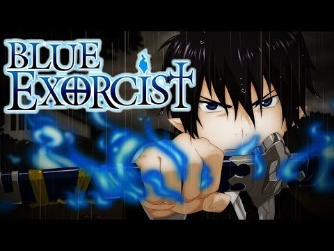 Blue Exorcist on Anime Club!