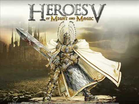 Heroes of Might and Magic V Main Menu Theme