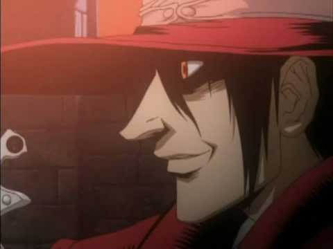 Hellsing: Episode 1 - The Undead. (English Dubbed)