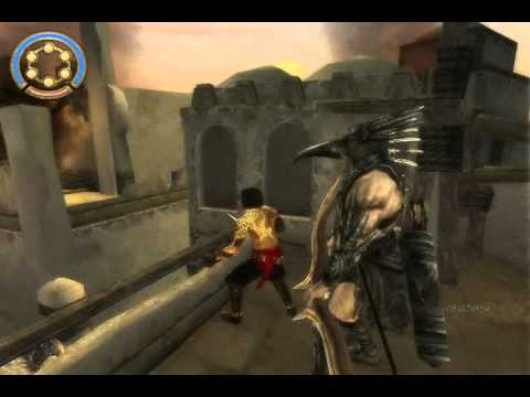 PRINCE OF PERSIA THE TWO THRONES-SPEED KILLS